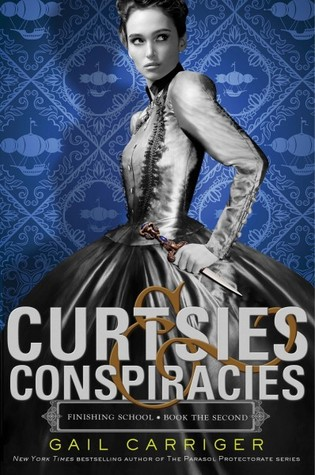 Curtsies and Conspiracies cover