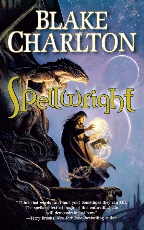 Blake Charlton Spellwright