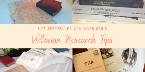 Victorian Research Tips Header