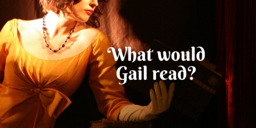 What Would Gail read Reading Title