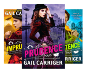Custard Protocol prudence imprudence competence Gail Carriger