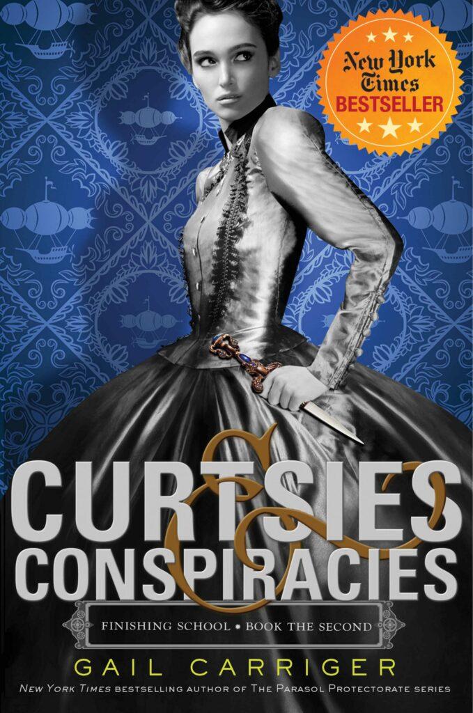Curtsies & Conspiracies Free PDF