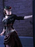 Gail Carriger Steampunk Cosplay