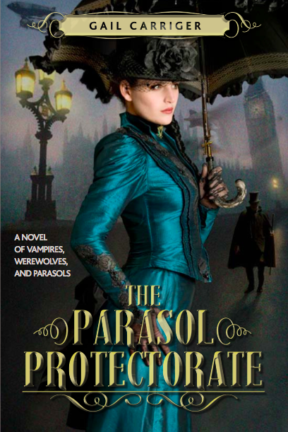 Timeless: Book 5 of The Parasol Protectorate