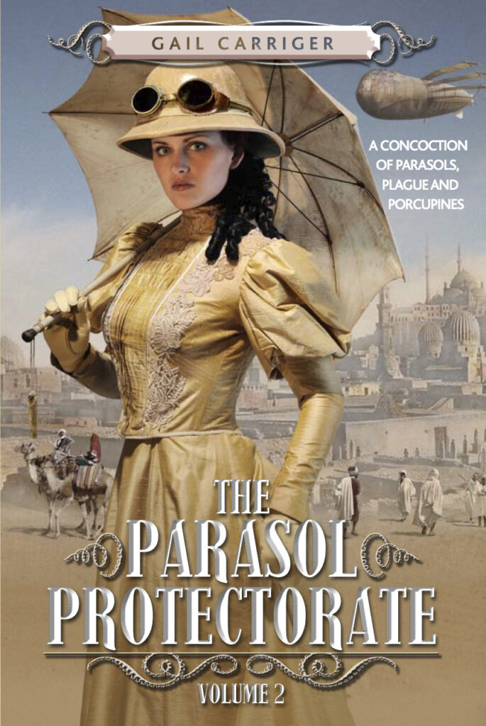Parasol Protectorate Free Download