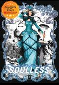 Soulless Manga Volume 2 NYT Bestseller