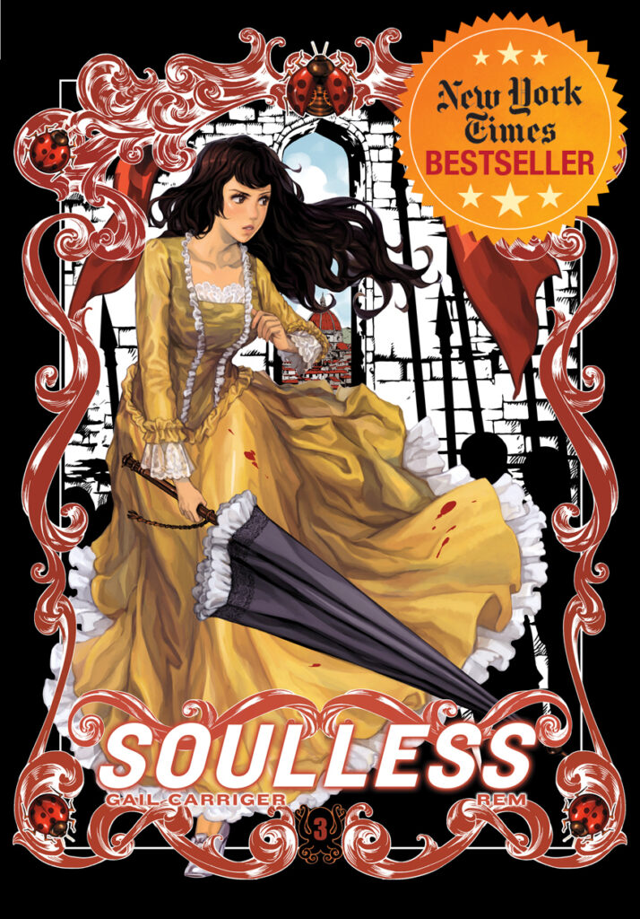 Soulless Manga Volume 3 Free PDF