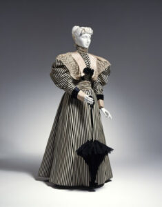 Day dress, 1895-96 From the Cincinnati Art Museum