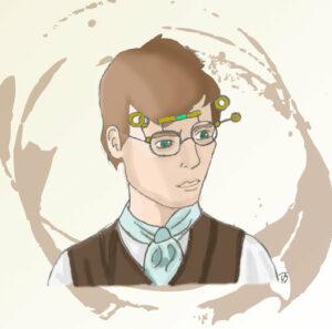 Fan Art Professor Lyall by ~ AtticArt