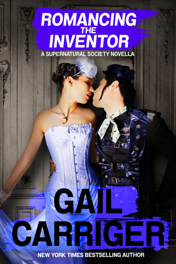 Romancing the Inventor Free PDF Gail Carriger