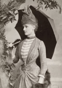 Daisy Greville, Countess of Warwick via antique-royals tumblr