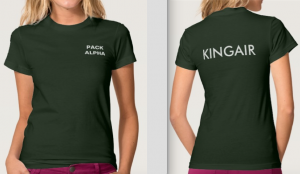 Kingair Pack Alpha Shirt