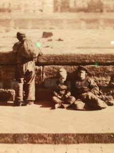 Chimney Sweeps Paris 1851