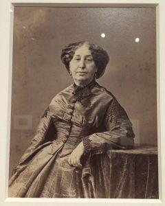 George Sand 1865