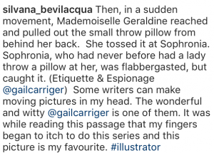 *Sophronia Pillow Descritpion
