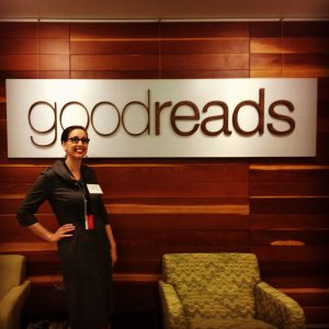 Gail Carriger Visits Goodreads Oct 2016