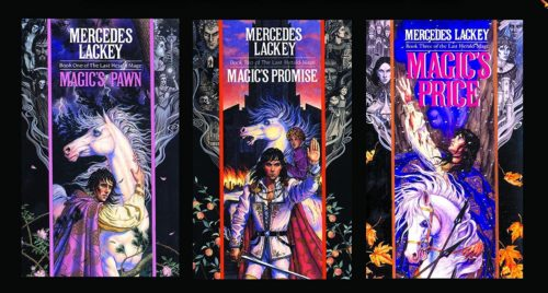 Queer Characters Blame Mercedes Lackey