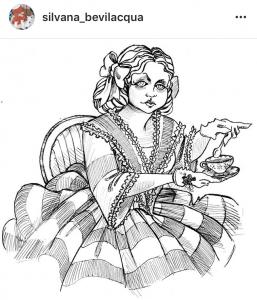 Mrs Temminneck Tea