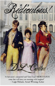 Ridiculous by D.L. Carter