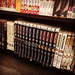 Singapore Soulless Manga