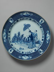 After a design by Cornelis Pronk (Dutch, Amsterdam 1691–1759 Amsterdam), Chinese, for Dutch market