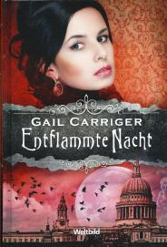 German HC Blameless entflamt nacht hardcover