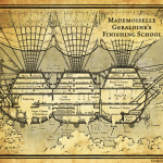 Finishing School Free JPG Schematic Map