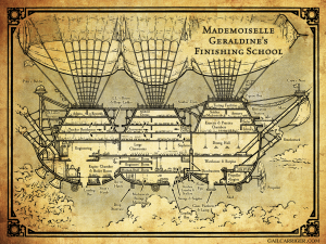 Finishing School Free JPG Schematic Map
