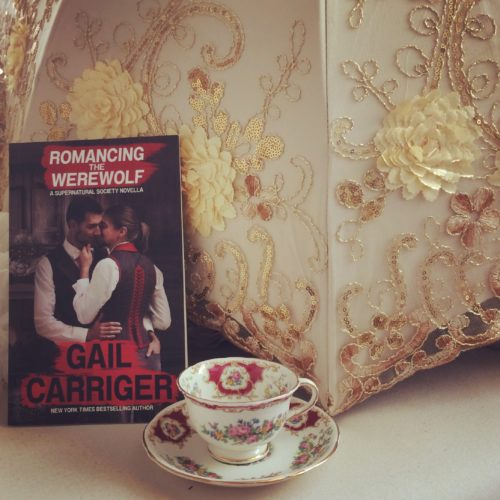 RTW Romancing the Werwolf Gail Carriger Teacup Parasol