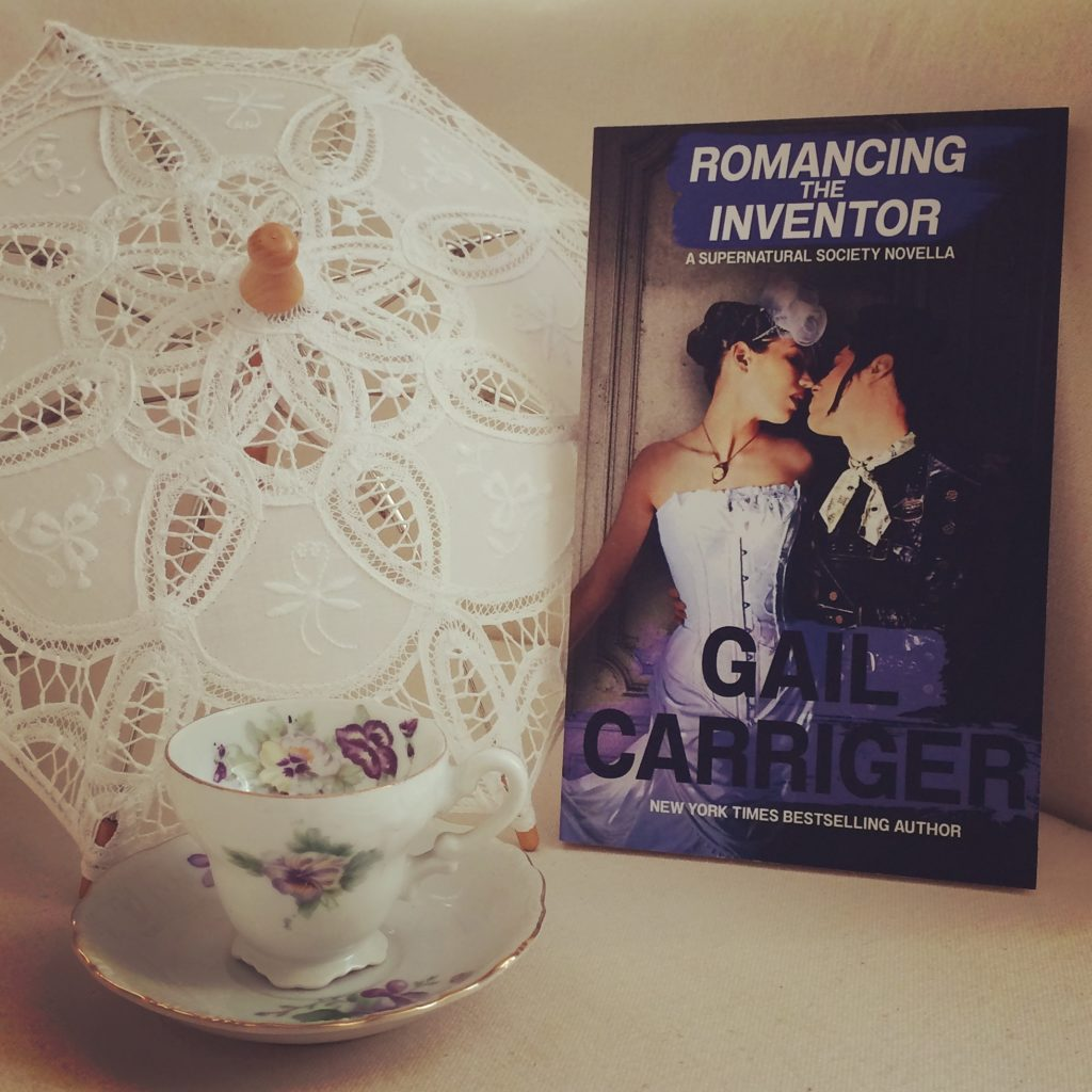 RTI parasol teacup romancing the inventor SS1