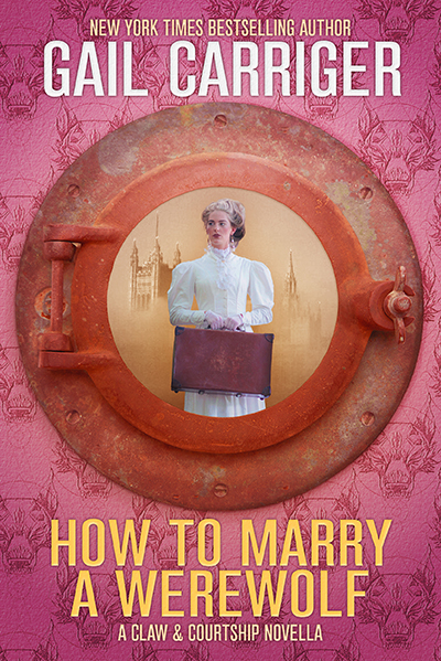 How To Marry A Werewolf cover