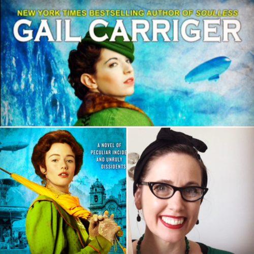 Gail Carriger Primrose Competence CP3 USA UK