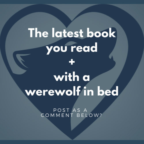 Werewolf Meme Latest Book Werewolf in Bed