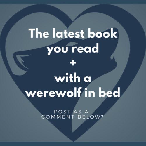Werewolf Meme Latest Book Werewolf in Bed