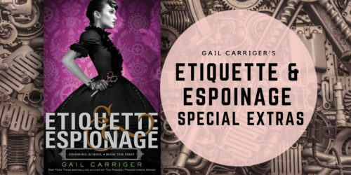 0aa20a591076 If Etiquette & Espionage Were Illustrated by Silvana Bevilacqua (Finishing  School Special Extras)