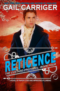 Reticence free download UK Cover
