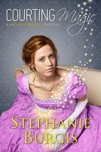 Courting Magic by Stephanie Burgis