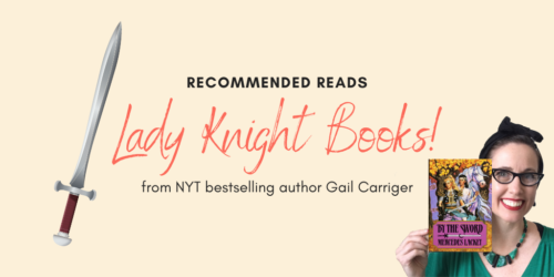 Lady Knight Books Header