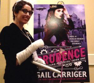 Gail Black Velvet Suit Prudence Cover