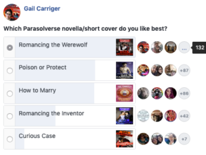 Novella Cover Art Poll
