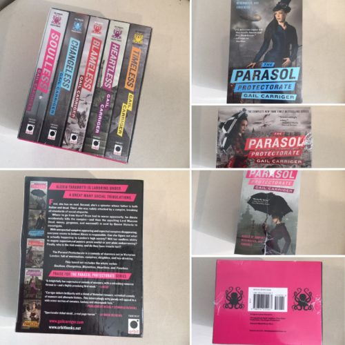 Parasol Protectorate Boxed Set Gail Carriger Free Book