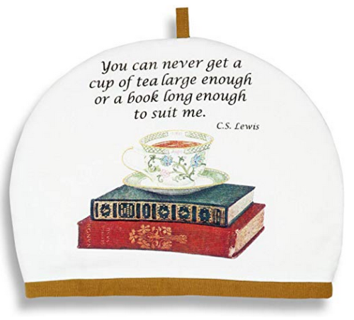 Tea Cozy Tea Book Big
