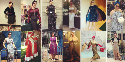 2019 Gail Carriger Outfits