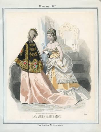 Dimity Les Modes Parisiennes