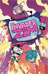 Invader ZIM by Jhonen Vasquez