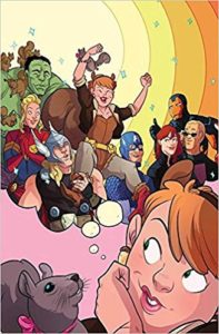 The Unbeatable Squirrel Girl by Erica Henderson