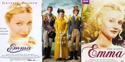 3 Emma Movies Austen