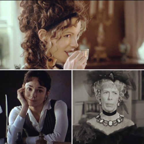 Gail Carriger Austen Characters Catherine du Burg Lady Susan Fanny Price