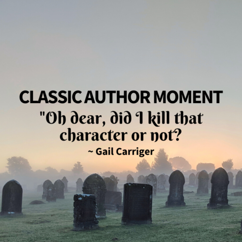 Quote Author Kill Characters Gail Carriger