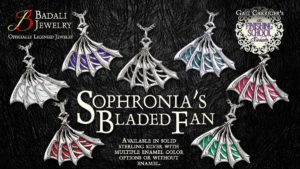 Sophronia's Bladed Fan